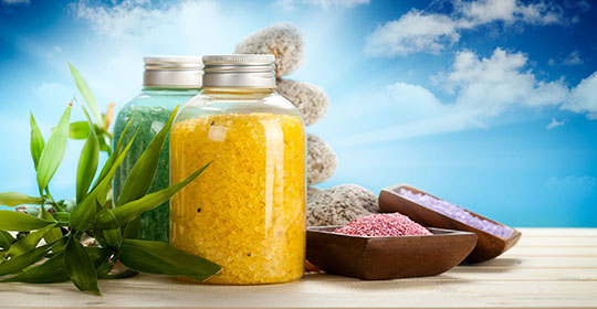 Homeopathy for skin and hair